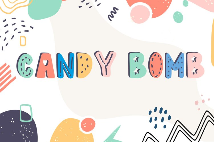 Candy Bomb example image 1