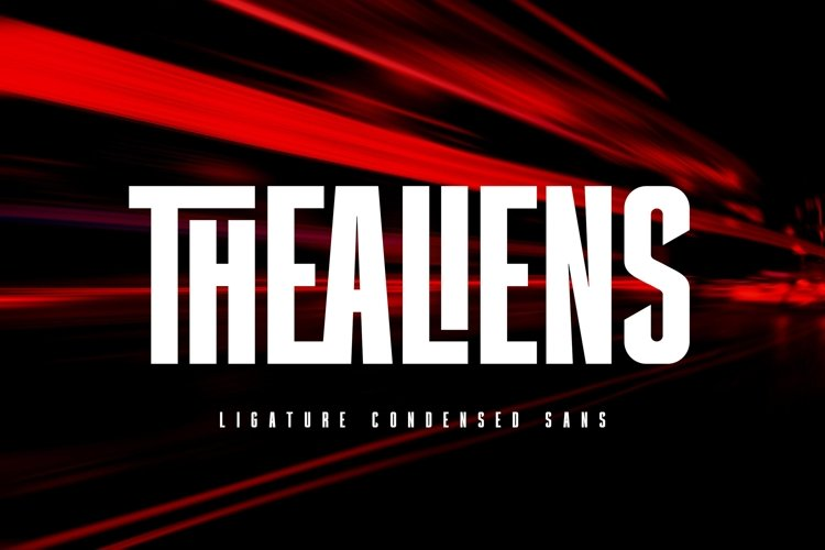 Thealiens example image 1