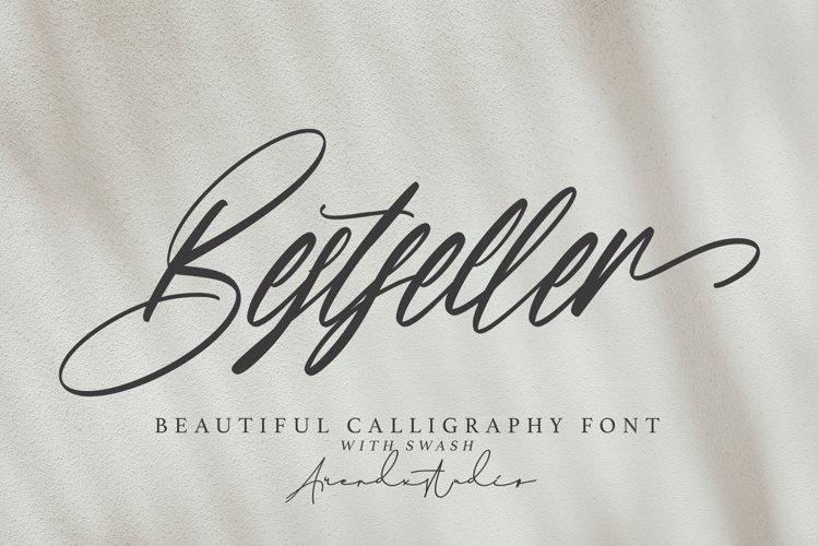 Bestseller - Beautiful Calligraphy example image 1