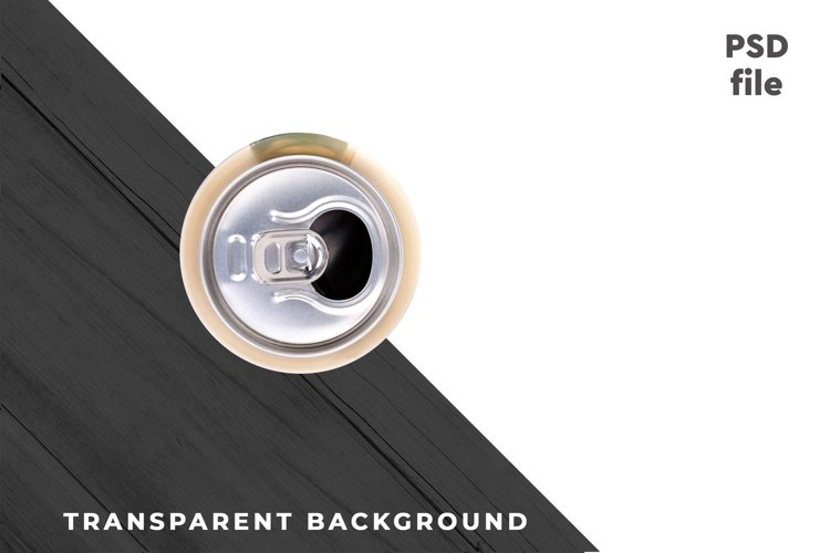 Beverage Can PSD #03