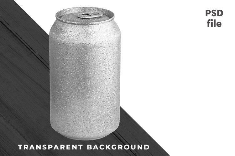 Beverage Can PSD #05