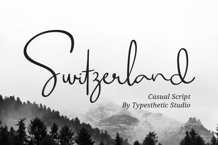 Switzerland Script example image 1
