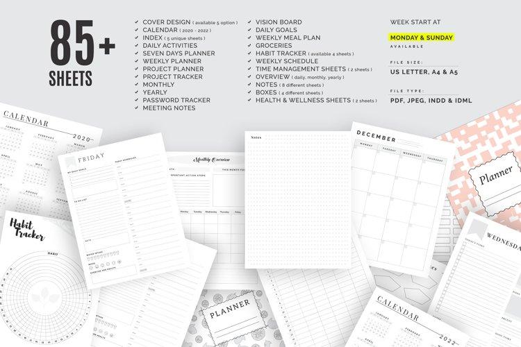The Ultimate Planner Bundle Pack