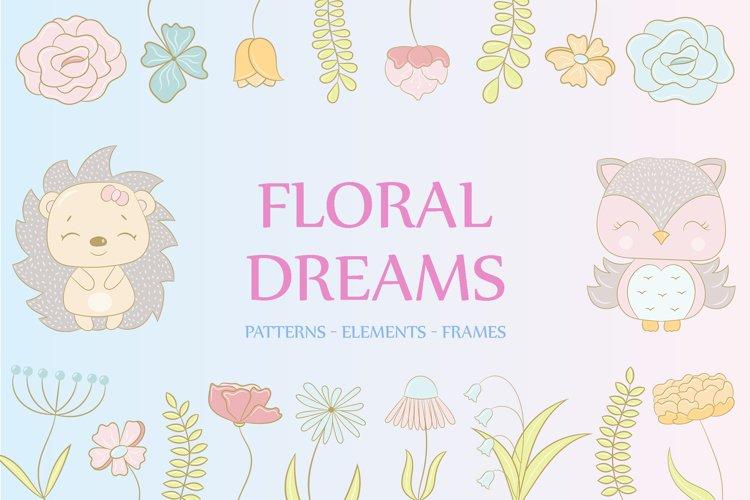 Floral Dreams example image 1