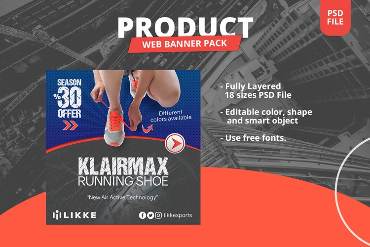 Product Banner Pack example image 1