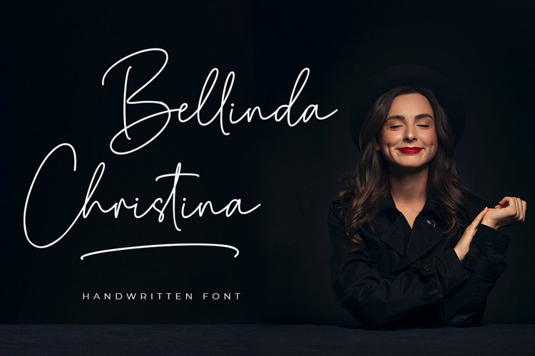 Bellinda Christina - Handwritten Signature
