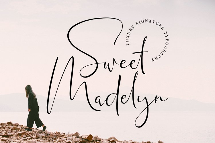 Sweet Madelyn Luxury Signature example image 1