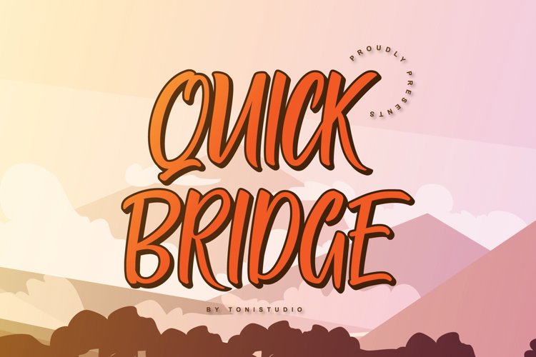 QUICK BRIDGE example image 1