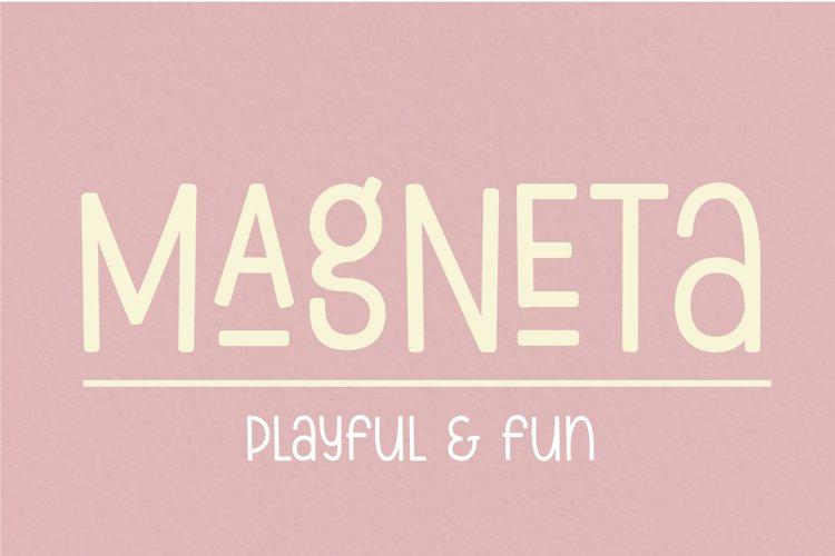 Magneta example image 1
