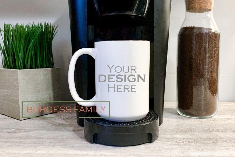 Mockup   Sublimation Mug Coffee   Craft mock up example image 1