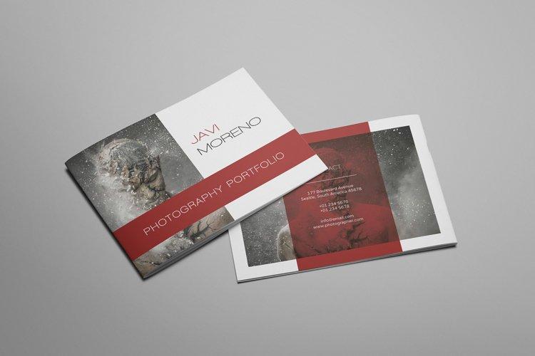 Elvira - A5 Photography Brochure Template example image 1