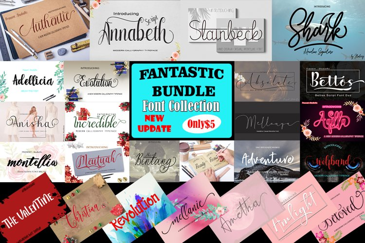 Fantastic Bundle
