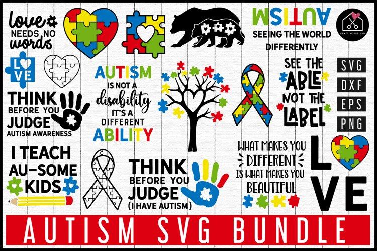 Autism SVG Bundle   Autism Awareness Bundle   MB84