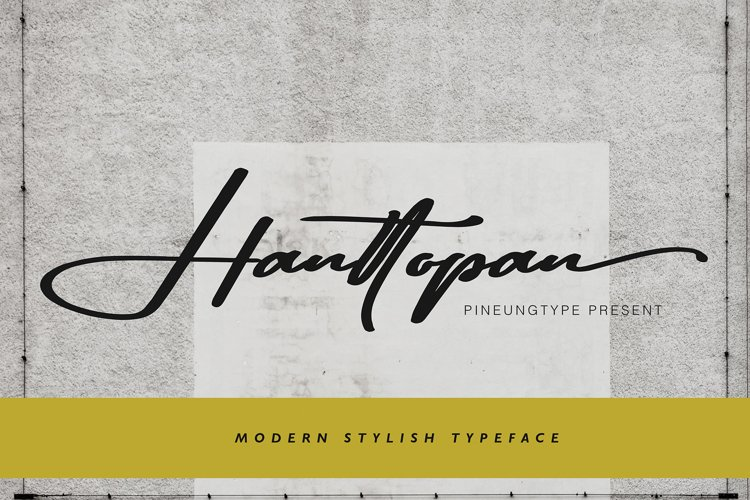 Hanttopan example image 1