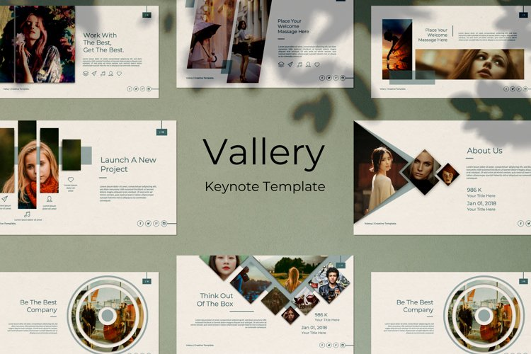 Vallery Business Keynote