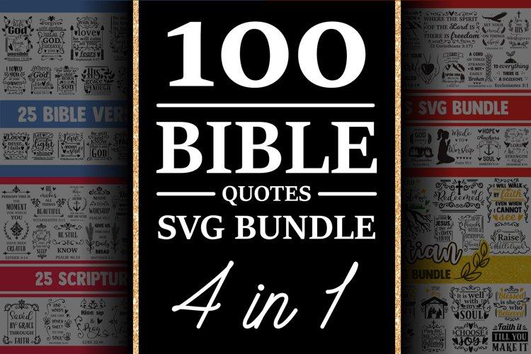 Bible verse SVG Bundle, scripture svg, waymaker svg, jesus example image 1