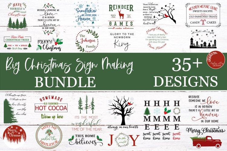 Best Seller Christmas SVG Bundle