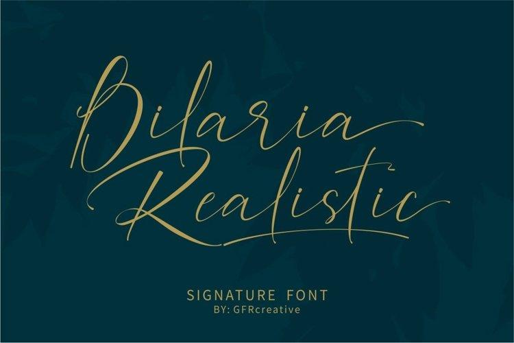 Bilaria Realistic example image 1