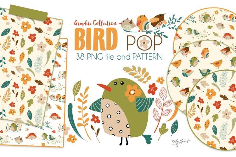 Bird POP Collection