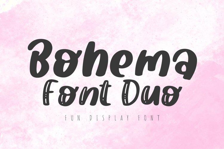 Bohema Duo example image 1