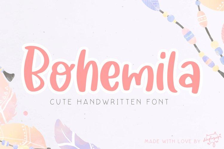 Bohemila example image 1