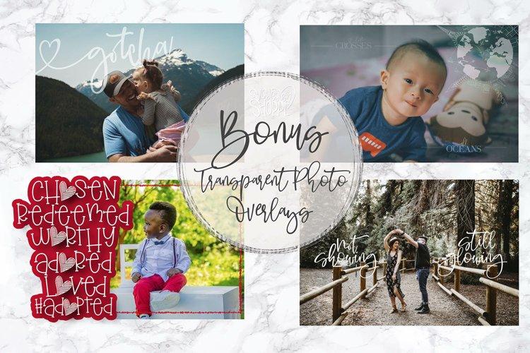 Adoption Bundle- SVG, EPS, DXF, PNG