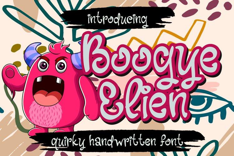 Boogye Elien example image 1