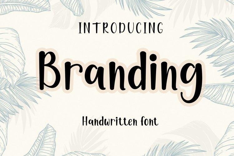 Branding example image 1