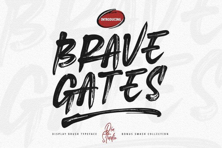 Brave Gates example image 1