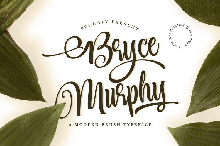 Bryce Murphy example image 1