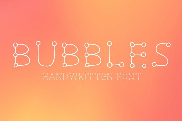 Childish handwritten font