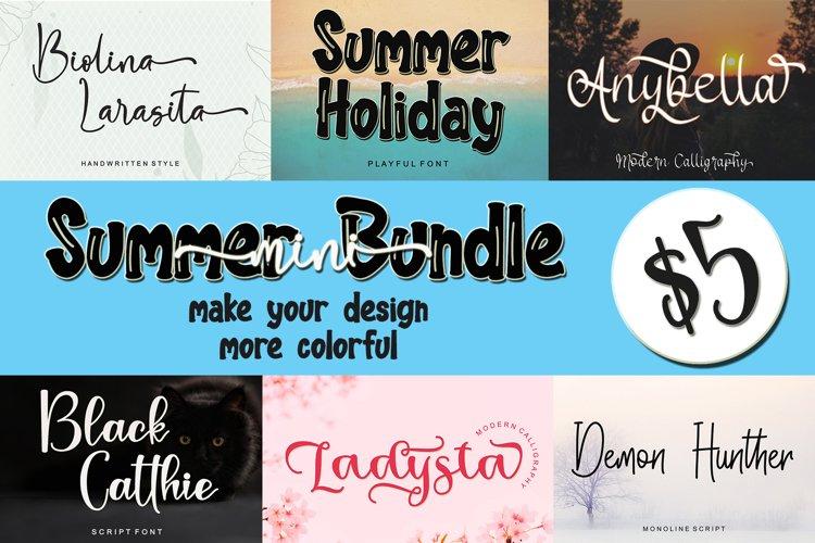 Summer Mini Bundle example image 1