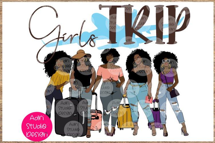girls trip Black woman Nubian Princess black woman