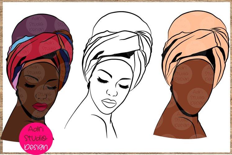 Bundle svg Black woman Nubian Princess black woman