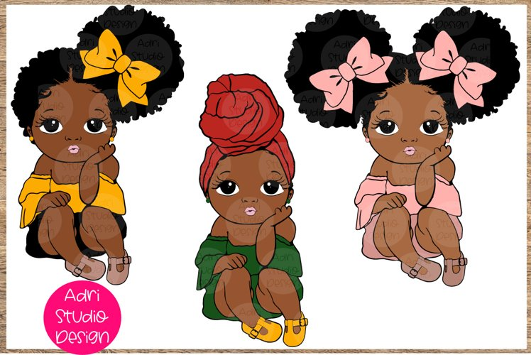 I am melanin princess, peekaboo girl svg