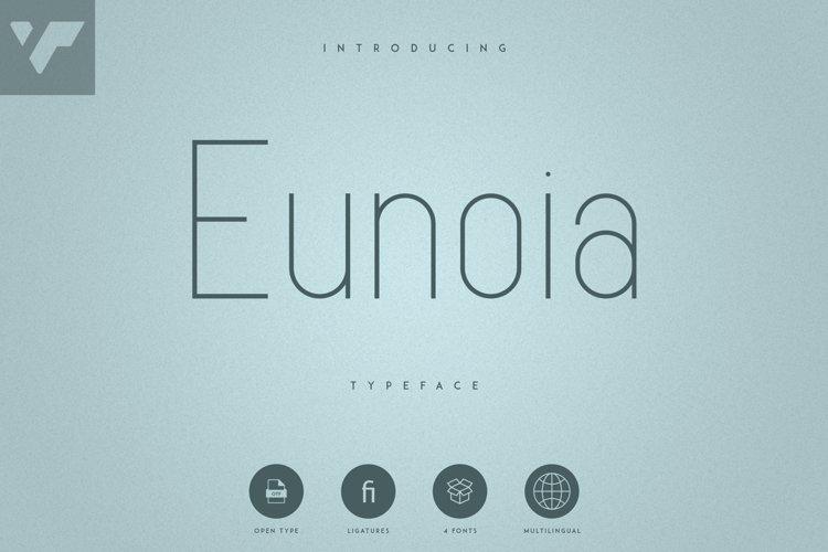 Eunoia - Sans Serif Typeface example image 1