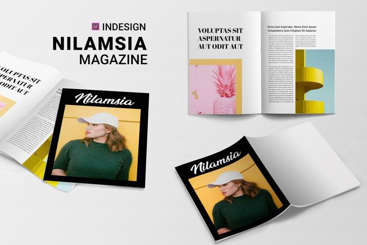 Nilamsia  Magazine example image 1