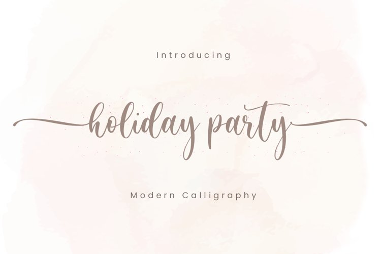 Holiday Party example image 1