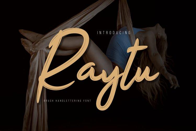 Raytu example image 1