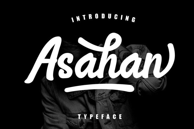 Asahan example image 1