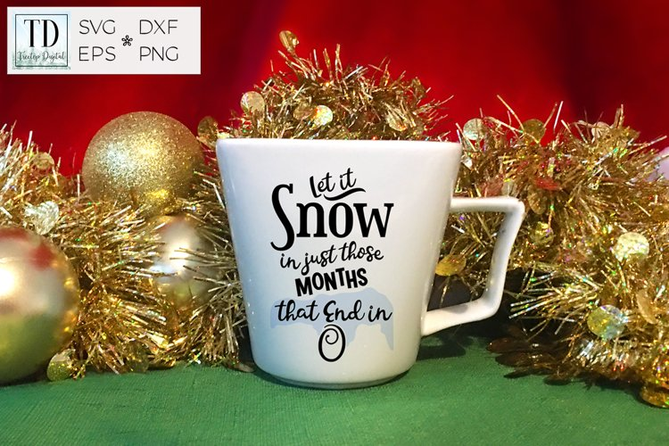 Let it Snow in Just Those Months End in O, A Funny Christmas