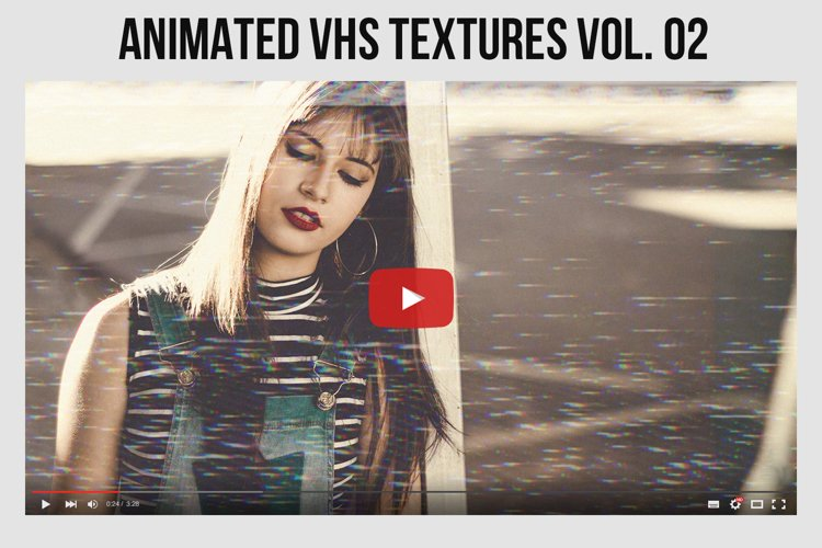 Animated Vhs Overlays Vol. 02 example image 1