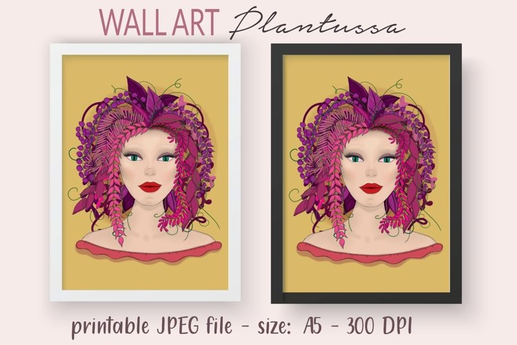 Printable - Wall Art - Post card - Illustration - JPG 300DPI