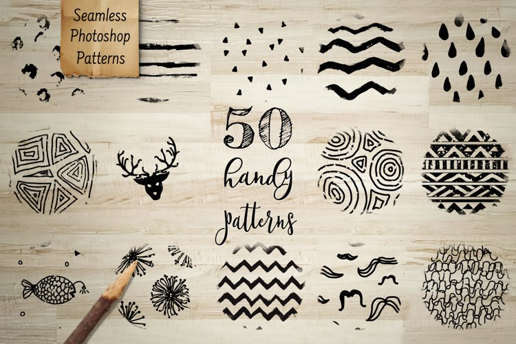 50 Handy Patterns example