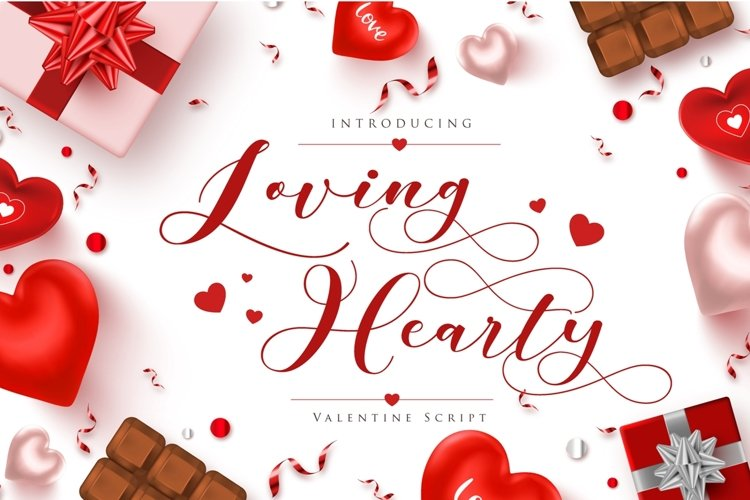 Loving Hearty example image 1