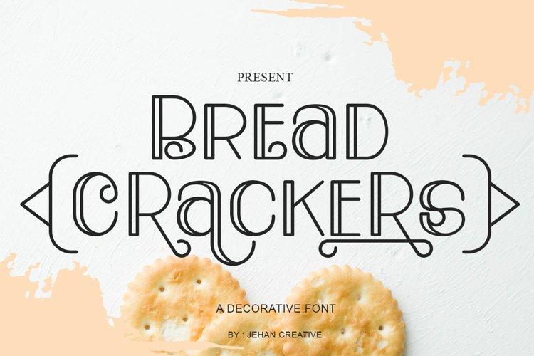 Bread Crackers example image 1