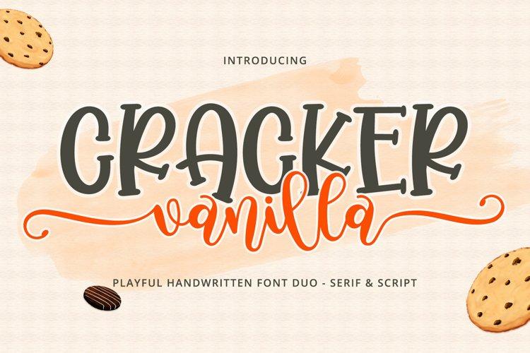 Cracker Vanilla example image 1