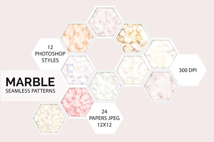 Marble Texture Set