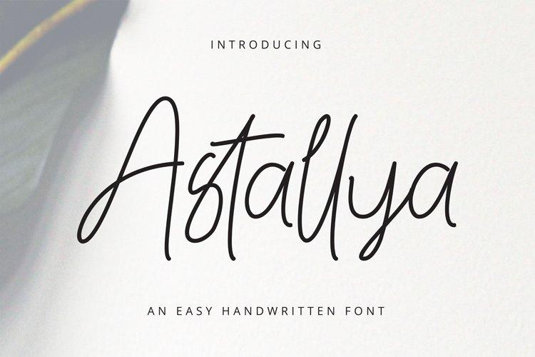 Astallya example image 1