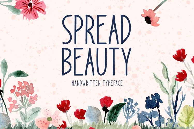 Spread Beauty example image 1